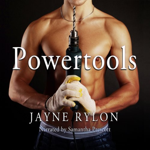 Powertools audiobook cover art