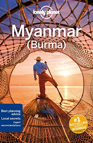 Lonely Planet Myanmar (Burma) [Lingua Inglese]