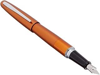 Pilot Cocoon Fountain Pen Fine Nib Orange Body (FCO-3SR-O-F)