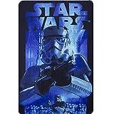 Star Wars Polar Flecce Bett Decke Größe ca. 150 x 100 cm