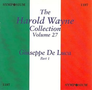 The Harold Wayne Collection, Vol. 27 (1905, 1907)