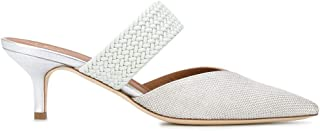 MALONE SOULIERS Luxury Fashion Womens MAISIE4511 White Heels |