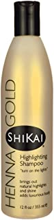 Shikai Shampoo Hghlghtng Henna Gold