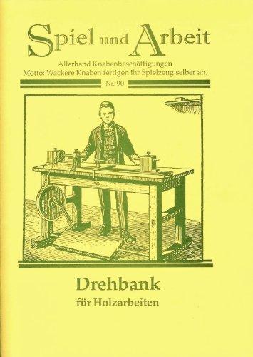 Drehbank für Holzarbeiten zum Selbstbau - Bauanleitung!
