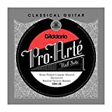 D'Addario ダダリオ クラシックギター弦 プロアルテ 低音弦ハーフセット Dynacore Silver Plated Copper Normal SDN-3B 【国内正規品】