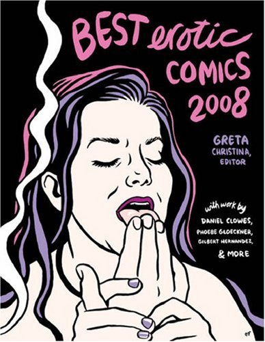 BEST EROTIC COMICS 2008