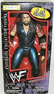 WWF The Undertaker Lord Of Darkness! Exclusive Collector Figure 1 Of 5,000