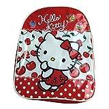 Hello Kitty 2018 Mochila Infantil, 28 cm, Multicolor