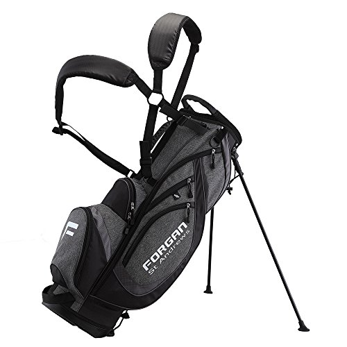 Forgan The Country Club of St Andrews Deluxe Golf Stand Carry Bag