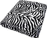 daydream Kuscheldecke im Zebra Design (Kunstfell) 150x200 (K-9001) für Frauen & Männer , Topseller...