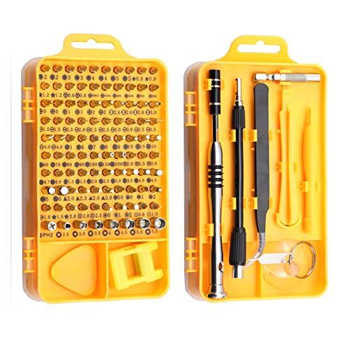 kit de herramientas de reparación de computadoras 25/110 En 1 Conjunto De Destornilladores De Destornillador De Precisión Para Herramientas De Reparación Para Teléfonos Móviles A Prueba De Explosiones