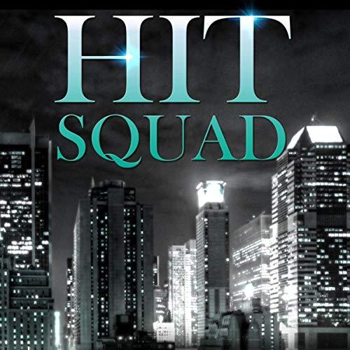 Hit Squad audiobook cover art