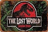 Cimily Jurassic Park The Lost World Zinn Retro Zeichen