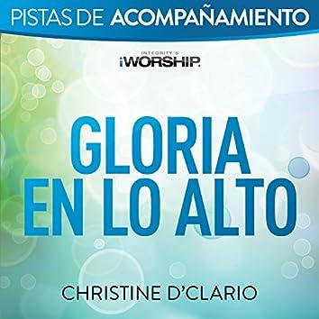 Gloria en lo Alto [Pista de Acompañamiento]