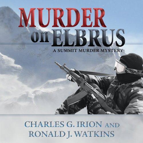 Murder on Elbrus cover art