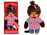 Rocco Jouets Monchhichi Girl C/chemise 11.510x 25cm 20287801