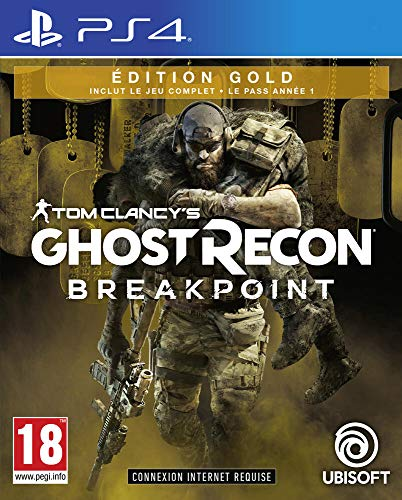 ghost recon breakpoint auchan