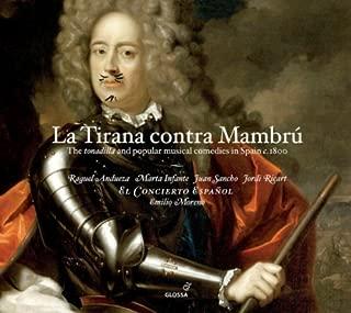La cantata vida y muerte del General Malbru (arr. E. Moreno): En las mejores danzas