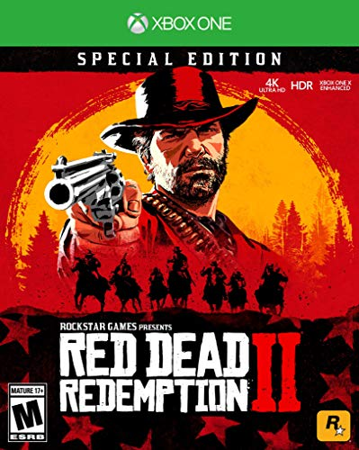 RED DEAD REDEMPTION 2 SPECIAL EDITION [M]