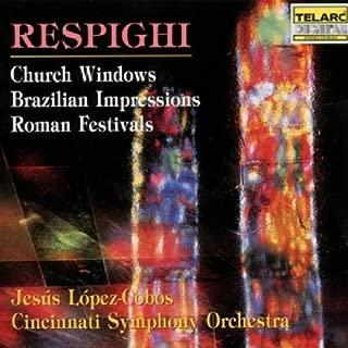 respighi church windows
