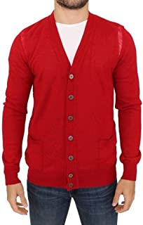Suéter de Lana roja