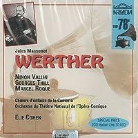 Massenet;Werther
