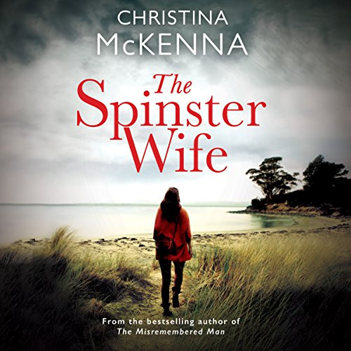 The Spinster Wife audiobook cover art