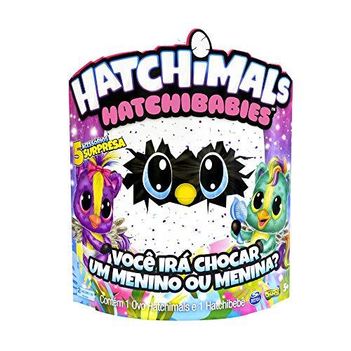 HATCHIMALS - HATCHIBABIES - SUNNY