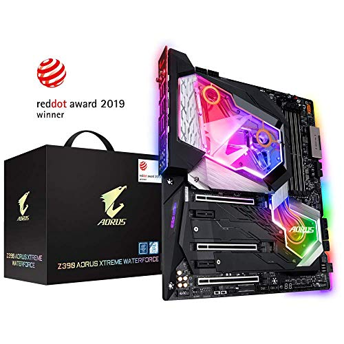 GIGABYTE Z390 AORUS Xtreme WATERFORCE...