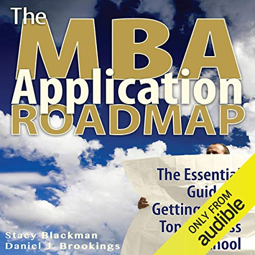 The MBA Application Roadmap Titelbild