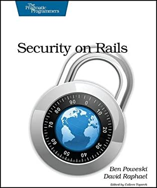Security on Rails (The Pragmatic Programmers)