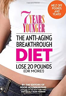 Best 7 years younger anti aging breakthrough diet Reviews