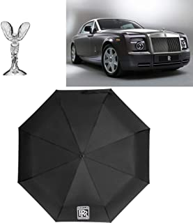 lidaier Umbrella Advertising Umbrella, Rolls Royce, Open 98cm