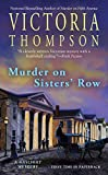Image of Murder on Sisters' Row: A Gaslight Mystery