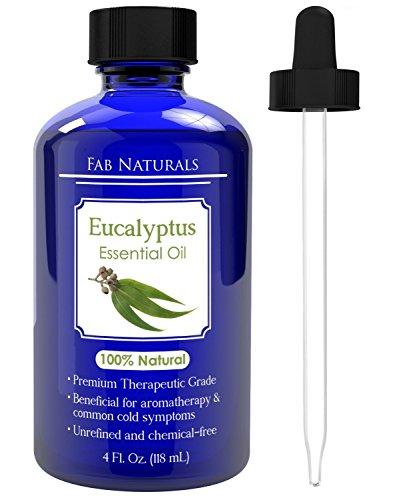 Fab Naturals Eucalyptus Essential Oil