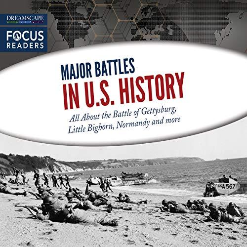 Couverture de Major Battles in US History