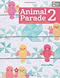 Animal Parade 2: Charming Applique Quilts for Babies (That Patchwork Place)