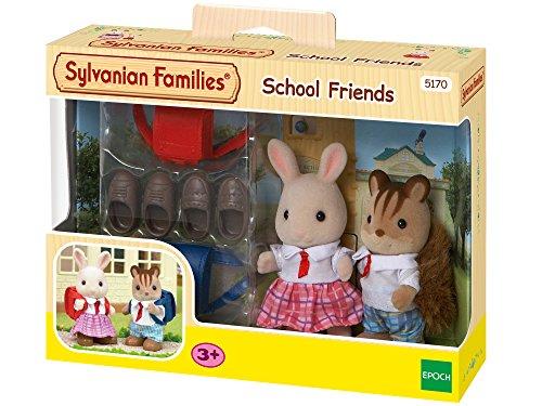 Sylvanian Families - Le Village - Les Copains D'Ecole - 5170 - Crèche des Bébés - Mini Poupées