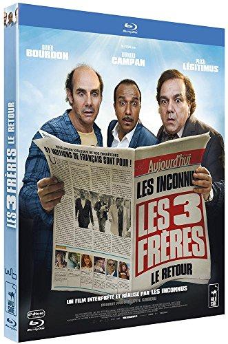 Les Trois frères, Le Retour [Blu-Ray]