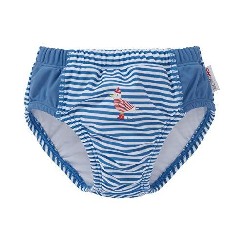 Bornino Badewindelhose - Badehose mit Windel-Einsatz - Badewindel mit UV-Schutz & elastischen Saumkanten - für Komfort & Sicherheit beim Baden