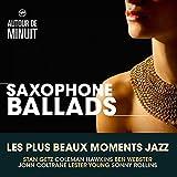 Autour de Minuit-Saxophone Ballads