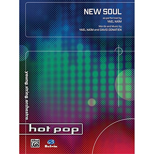 New Soul (from the Yael Naim CD) - Score only