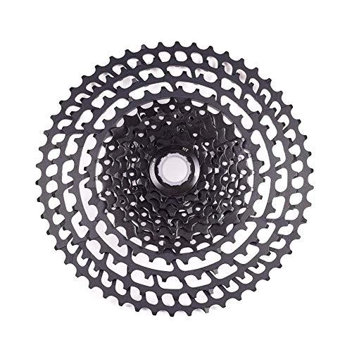 Z.L.F.J.P Accesorios para Bicicletas 11 Speed Cassette 11-50T Amplia Relación Rueda Libre de Bicicletas de montaña MTB de la Bicicleta Cassette Volante piñones 11S compatibles