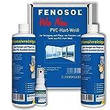 FENOPLAST WIE NEU PVC Hart WEISS Fensterpflegeset