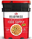 Wise Company ReadyWise, Emergency Food Supply, 124 Servings