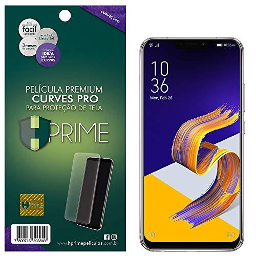 Pelicula Curves Pro para Asus Zenfone 5 ZE620KL/5Z ZS620KL, HPrime, Película Protetora de Tela para Celular, Transparente