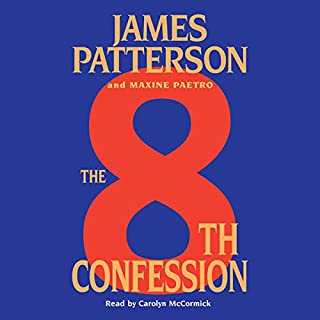 The 8th Confession audiobook cover art