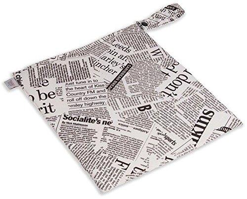 Bum wetbag Petit sac pour les déplacements langer Newspaper