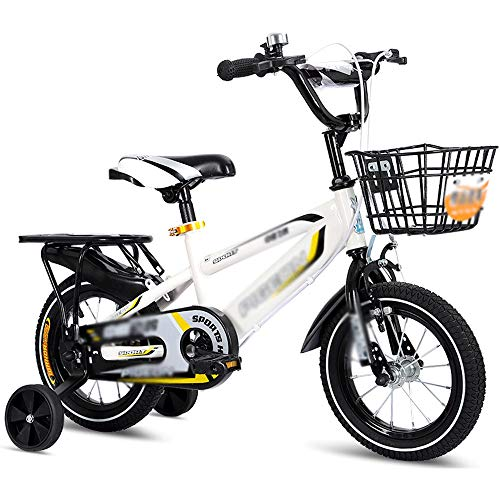 Purchase ZQY Bicycle Children Scooter Balance Bike 12, 14, 16, 18 Inch Bike Boy Girl Bicycle Outdoor...