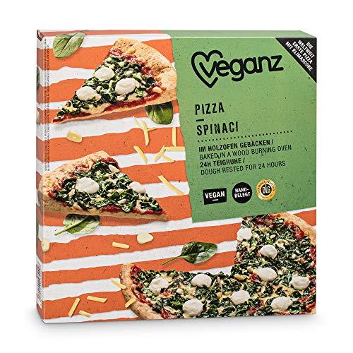 Veganz Pizza Spinaci, 360 g